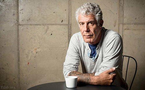 خودکشی مجری مشهور آشپزی آنتونی بوردن (عکس)