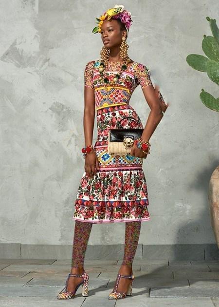 مدل لباس و رنگ های مد تابستان 97 (مدل لباس زنانه برای تابستان)