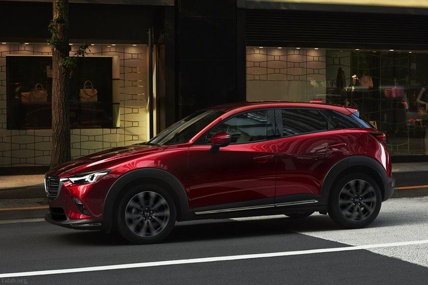 خودروی کراس اوور جدید مزدا 2019 (خودروی مزدا CX-3)