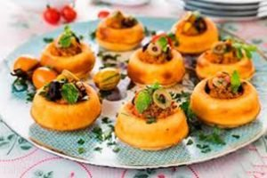 آموزش چند مدل غذای خوشمزه و سبک برای افطار