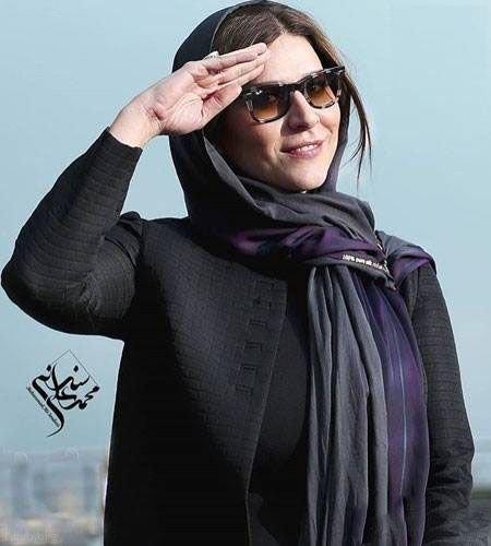 مدل عینک آفتابی جدید به سبک بازیگران مشهور زن ایرانی