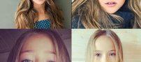 زیباترین دختر جهان با چشمان آبی + زیباترین زنان جهان با اندامی جذاب