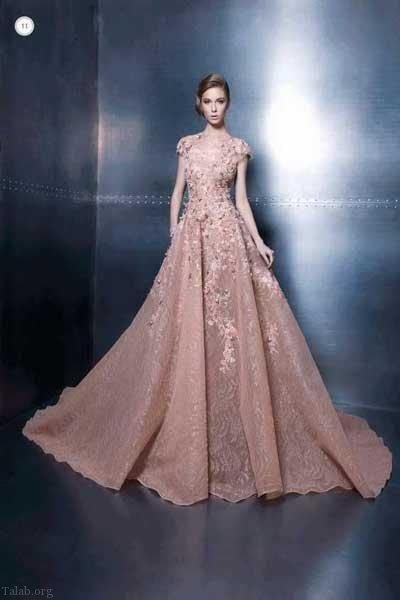 زیباترین مدل های لباس نامزدی گیپور 1400 - 2021
