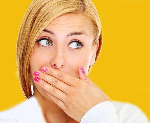 دلیل تلخی دهان چیست و چه عواملی باعث تلخی دهان میشود ؟