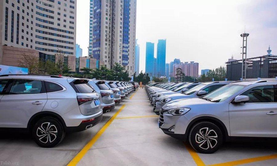 شاسی بلند جک S7 ، ماشین تشریفات نشست شانگهای 2018 (عکس)