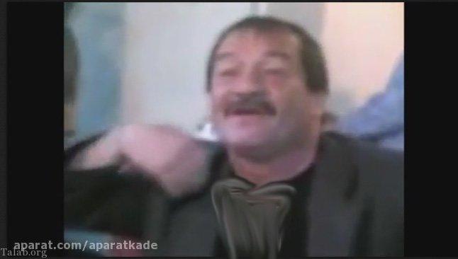 کلیپ آواز خوانی امین آقا فرزانه در دورهمی دوستانه