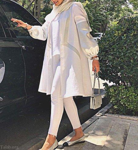 جدیدترین مدل مانتو تابستانی 97 + نکات مهم برای خرید مانتو تابستانی