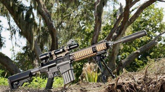آشنایی با 10 تفنگ تک تیرانداز خطرناک جهان (مشخصات + عکس)