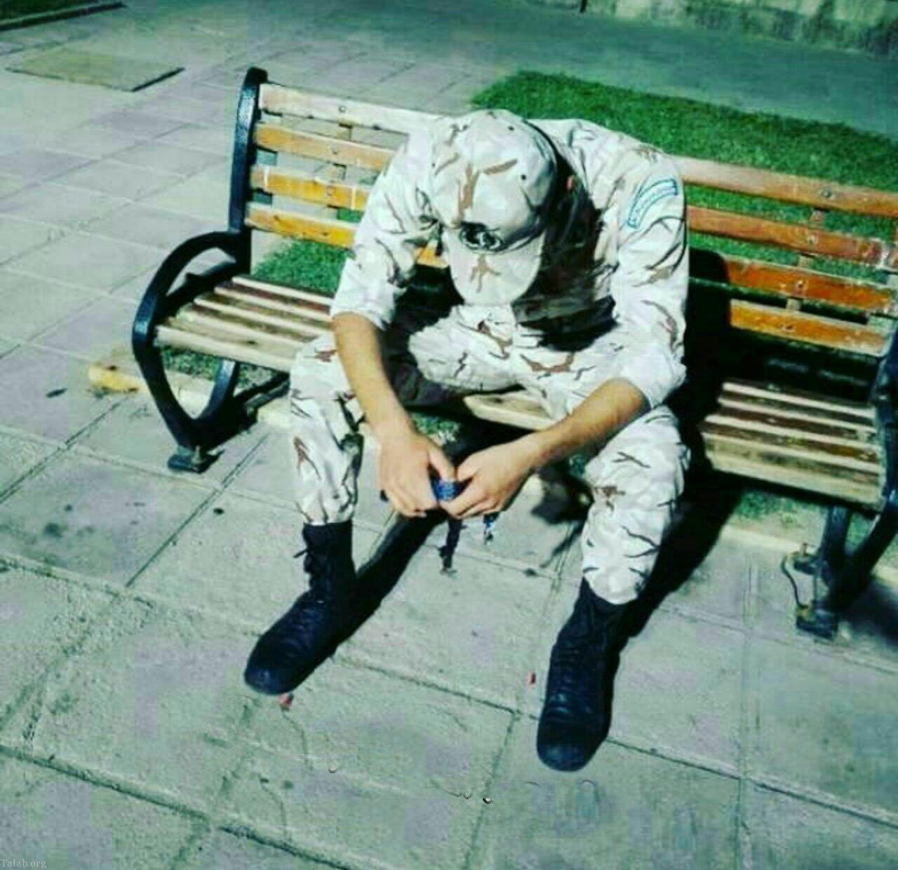 اس ام اس خدمت سربازی جدید | دلتنگی های سربازی + عکس پروفایل سربازی