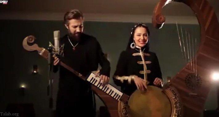 آهنگ معجزه سعید مدرس با همراهی مهرناز دبیرزاده (موزیک ویدیو)