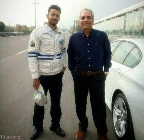 ماشین های مدل بالای مهران مدیری بازیگر و کارگردان و مجری مشهور