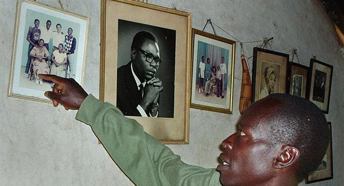باراک اوباما در سفر به زادگاه خودش در آفریقا - کنیا (عکس)