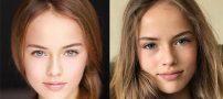 عکس زیباترین دختران جهان | زیباترین دختر جهان با چشم های کهکشانی
