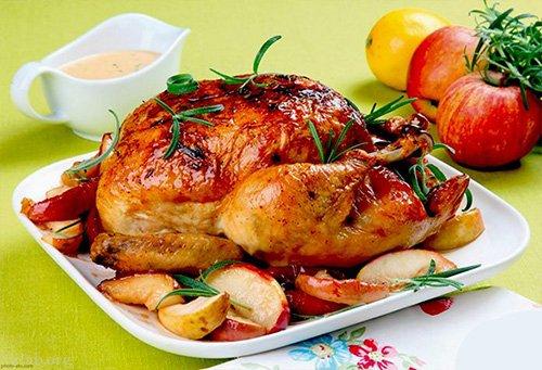 طرز تهیه انواع مرغ بریان ؛ مرغ بریان آمریکایی ؛ هندی و ترکیه ای