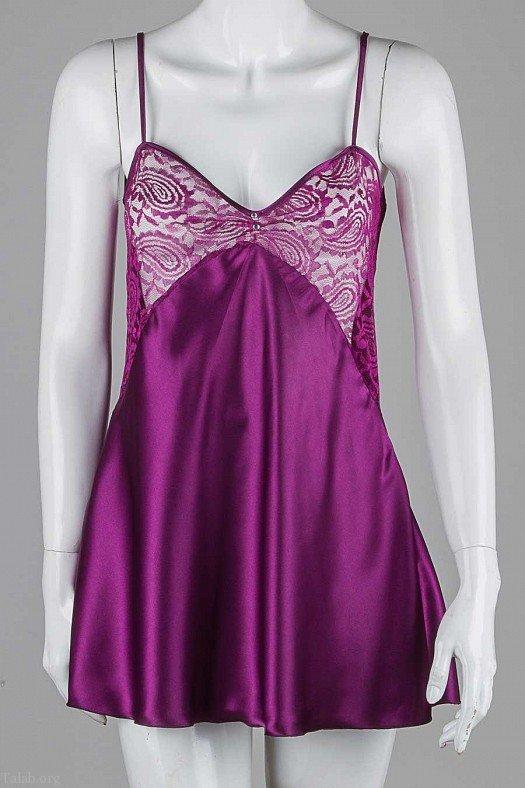 انواع مدل لباس خواب زنانه طرح 2020 | لباس خواب عروس 1399