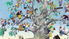 این درخت چقدر شبیه ایران ماست ! (کاریکاتور)