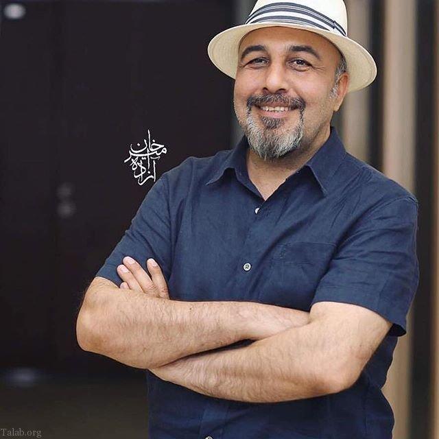اینستاگرام رامبد جوان مجری و هنرمند مشهور طنز + کافه اینستا با رامبد جوان