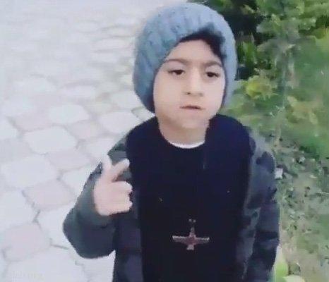 کلیپ دابسمش دیدنی امیر عباس کچلیک