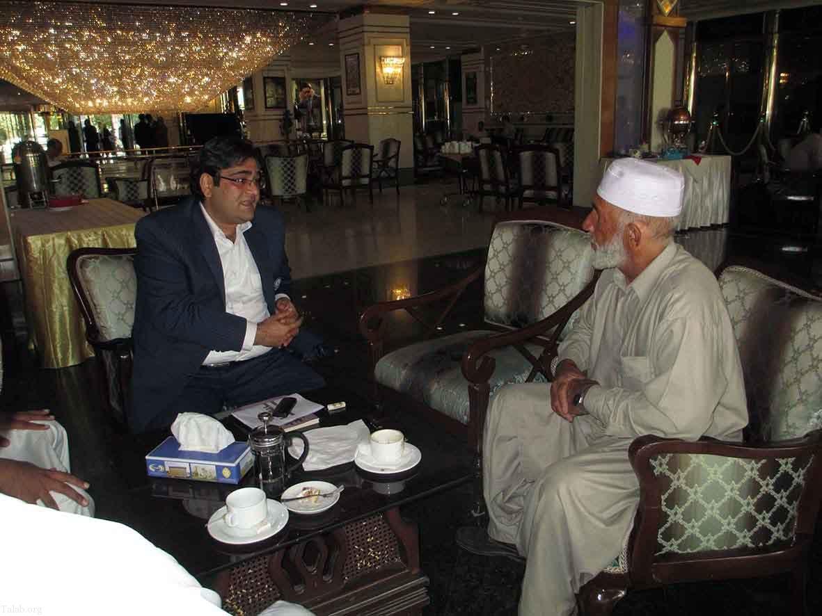 مصاحبه خواندنی با عبدالله رئیسی رتبه ۲ کنکور سراسری (عکس)