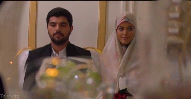سکانس دیدنی ازدواج حامد و لیلا در سریال پدر (فیلم)