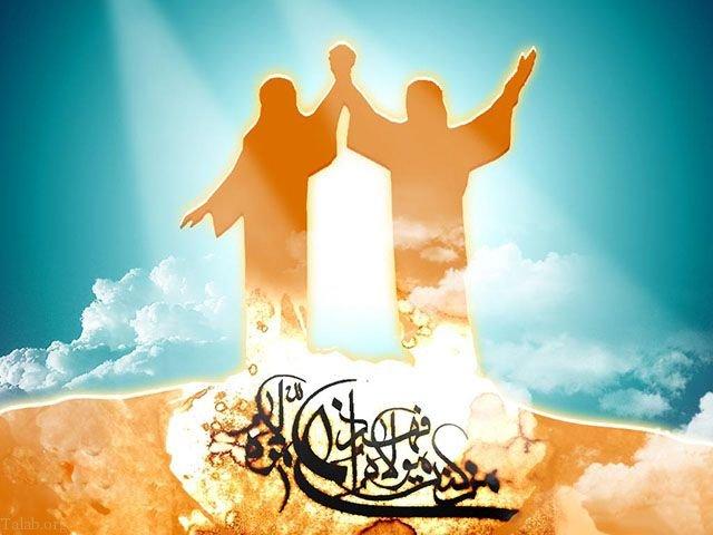 به مناسبت عید غدیر   متن کامل سخنان پیامبر در غدیر خم