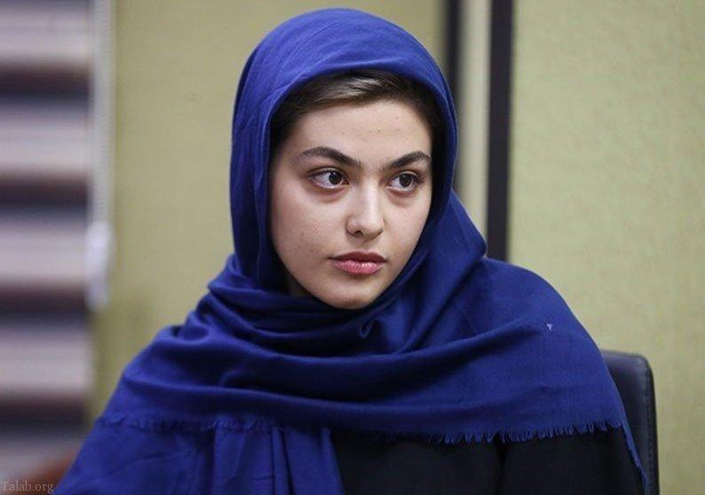 بیوگرافی و عکس ریحانه پارسا بازیگر نقش لیلا در سریال پدر (+فیلم)