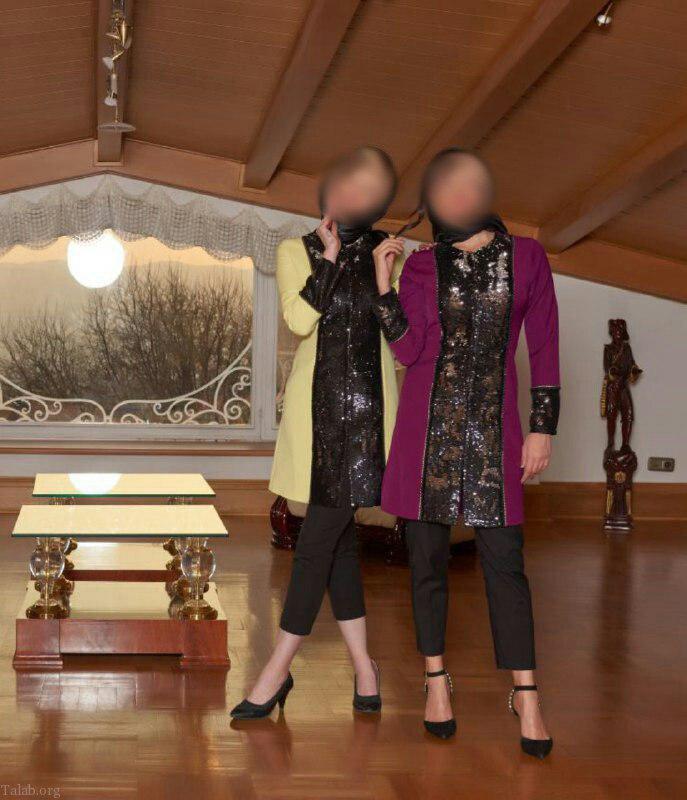 50 مدل مانتو شیک و مجلسی زنانه جدید + مدل مانتو شیک 2019