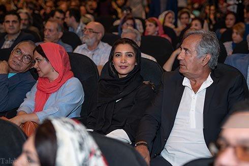 تصاویر بازیگران در جشن خانه سینما 97 (تیپ هنرمندان ایرانی)
