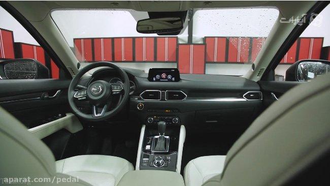 تغییرات جدید در شاسی بلند مزدا CX-5 (مشخصات مزدا CX-5)