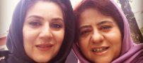 وضع سلامتی رابعه اسکویی در بیمارستان (عکس)