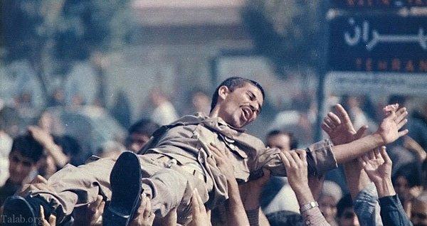 خاک پای آزادگان، سُرمه چشمان وطن (26 مرداد بازگشت آزادگان به میهن)