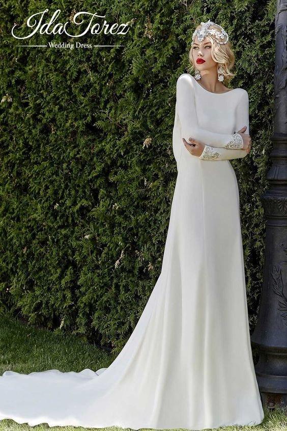 مدل لباس عروس جدید و شیک 2021 + راهنمای خرید لباس عروس
