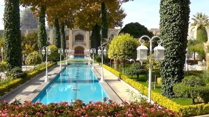 معرفی 13 نمونه از بهترین هتل های اصفهان + آدرس هتل های اصفهان