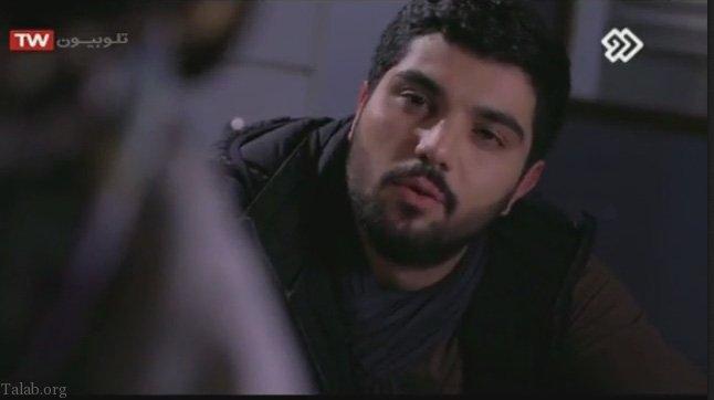 سکانس تلخ و غمگین مرگ حامد در سریال پدر (فیلم)