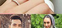 ازدواج کیمیا علیزاده با حامد معدنچی (تکواندوکار + والیبالیست)