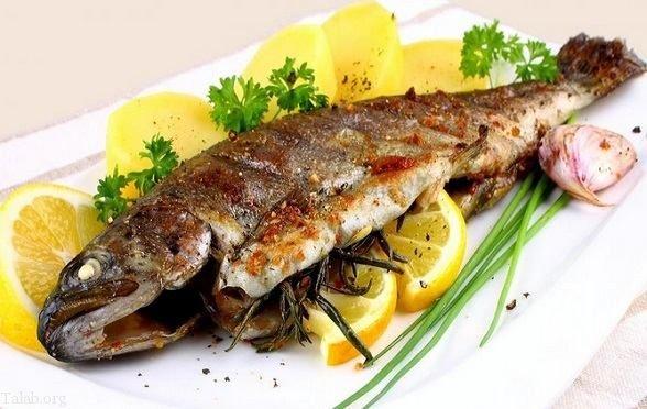 تعبیر خواب ماهی | تعبیر خواب خوردن ماهی