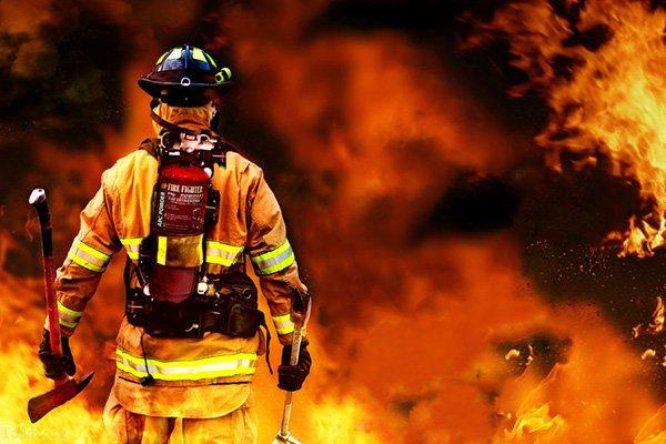 انشای آتش نشانی   انشا درباره آتش نشان