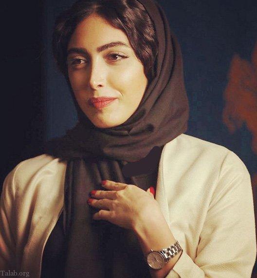 بیوگرافی ساناز طاری و همسرش + عکس و زندگی ساناز طاری