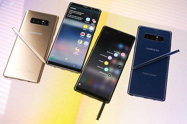 بهترین گوشی های موبایل سال 2018 به انتخاب کاربران (عکس)