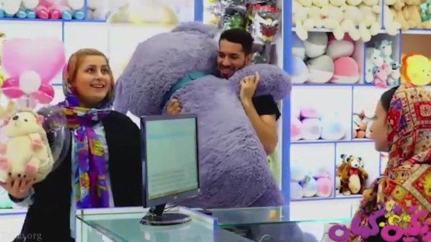گلچینی از بهترین کلیپ های طنز محمد امین کریم پور