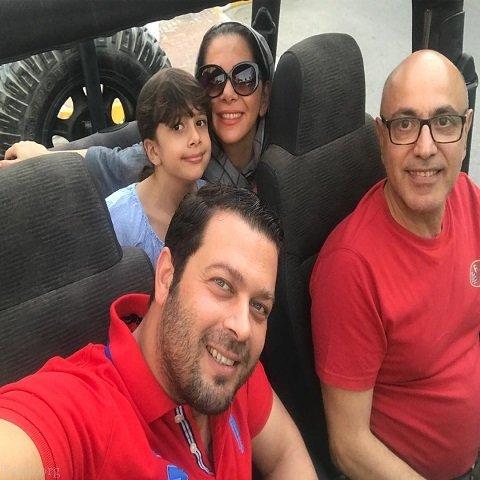 بیوگرافی پژمان بازغی | زندگی پژمان بازغی و همسرش