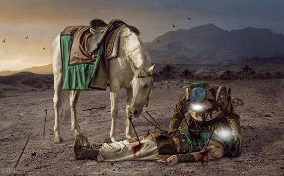 زندگینامه و نحوه شهادت حضرت ابوالفضل العباس (ع)