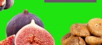 خواص انجیر برای سلامتی بدن | کاهش وزن و لاغری با انجیر