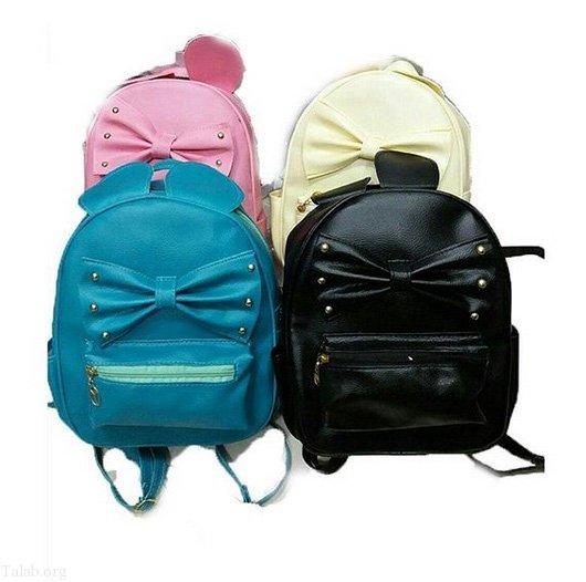 مدل کیف مدرسه دخترانه و پسرانه + مدل کوله پشتی (ابتدایی تا دبیرستان)