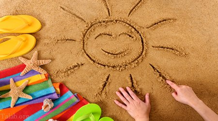انشا درباره تعطیلات تابستانی خود را چگونه گذراندید