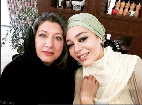 بیوگرافی سانیا سالاری و همسرش + بازیگر نقش ارغوان در دلدادگان