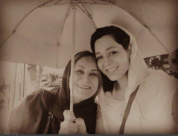عکس های جدید سانیا سالاری بازیگر نقش ارغوان در سریال دلدادگان