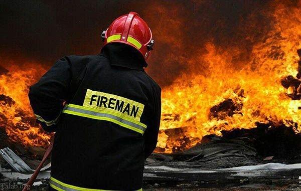 عکس و متن تبریک روز آتش نشانی و ایمنی (7 مهر روز آتش نشان)