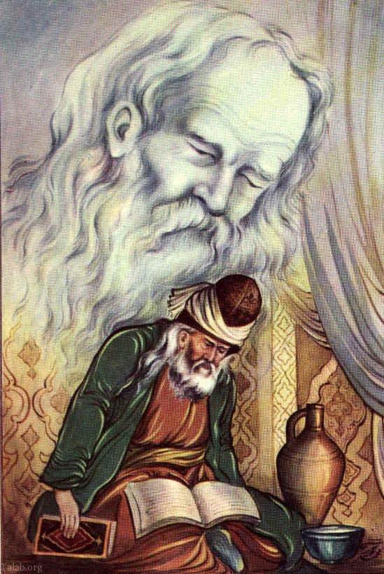 زندگینامه مولوی (جلالالدین محمد بلخی معروف به مولانا)