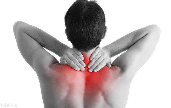 درمان گردن درد با روش های خانگی | درمان گرفتگی عضلات گردن با روش گیاهی